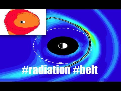 Radiation Cloud Arrives - Swarms Earth - Radiation Belt Maxed - G2 Storm