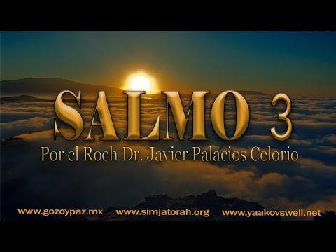 Salmo 3 por el Roeh Dr. Javier Palacios Celorio - Kehila Gozo y Paz