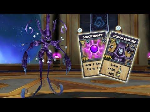 Wizard101: Shadow Trickster