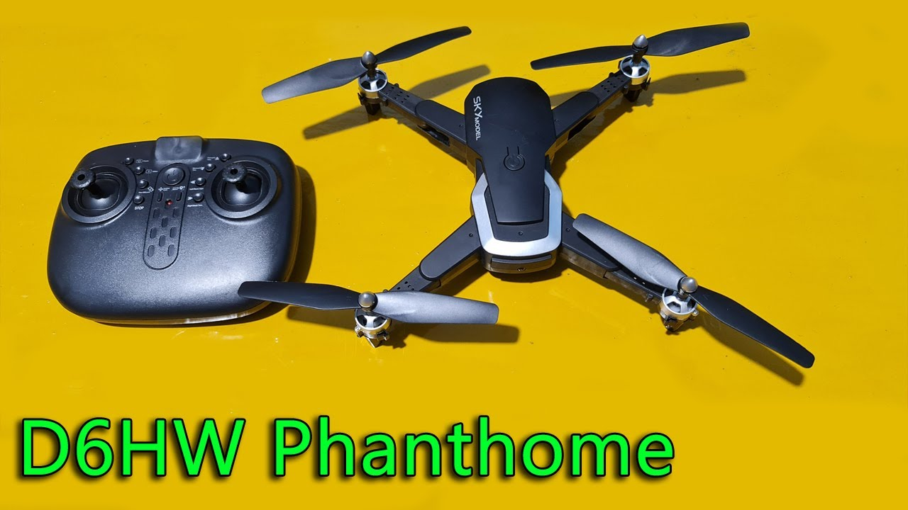 D6HW Phanthom Drone Unboxing Review in Bangla, Water Prices