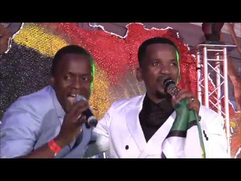 Sfiso Ncwane and Tatenda Mahachi live in Durban