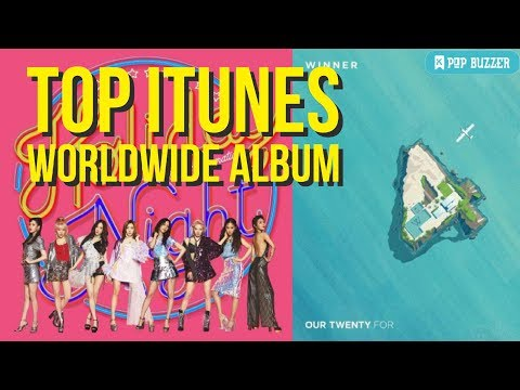 Girls' Generation (SNSD) 'Holiday Night' Album Tops The iTunes 'World Album' Chart