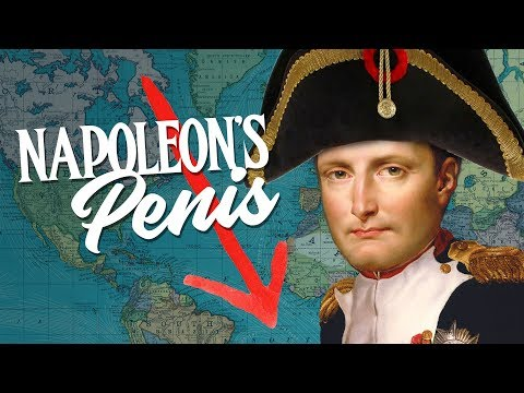 Napoleon's Penis: The History - Where Is It Now?