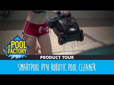 SmartPool PT4i Robotic Automatic Pool Cleaner