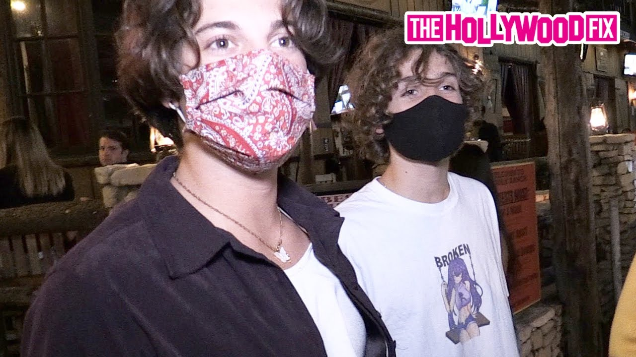 Troy Zarba Speaks On Addison Rae Unfollowing Vinnie Hacker While Leaving Dinner At Saddle Ranch