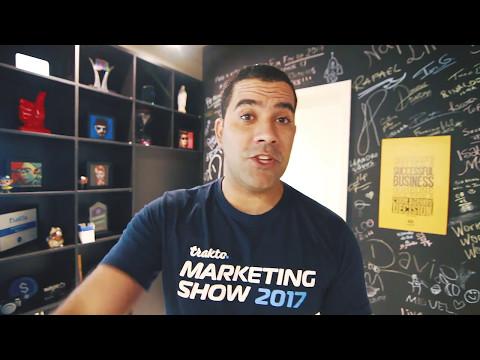 Chamada Marketing Show 2017 - Paulo Tenorio CEO Trakto