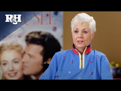 CAROUSEL 60th Anniversary - Shirley Jones Interview Part I