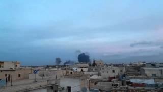 Сирия  Авиаудары по объектам террористов в провинции Алеппо