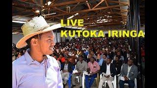 LIVE KUTOKA IRINGA: MWANZO MWISHO RC HAPI NA WANANCHI IRINGA