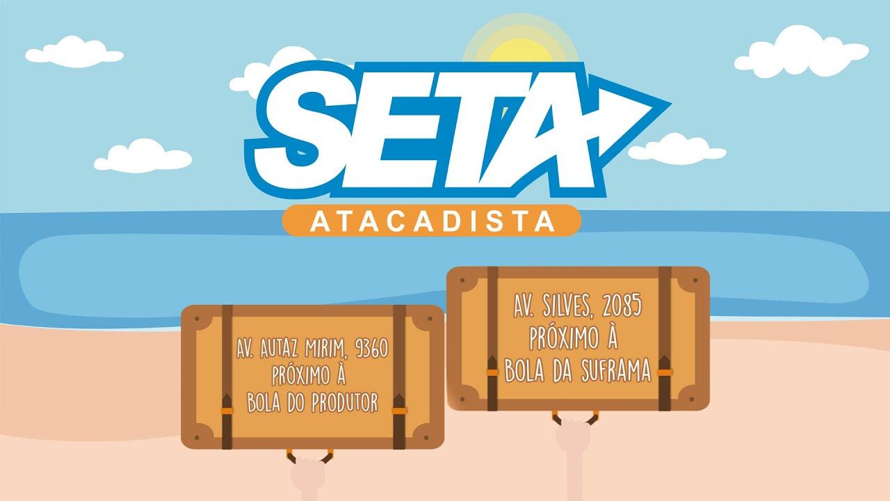 SETA ATACADISTA MANAUS - ofertas de 08 01 a 11 01 16 - YouTube be8feb38e2877