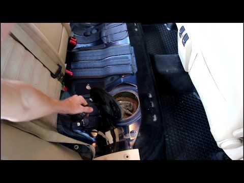 Устранение ошибок P1400 P3089 P1063 на Volkswagen Passat B6 Фольксваген Пассат Б6 2,0 2007 года 1час