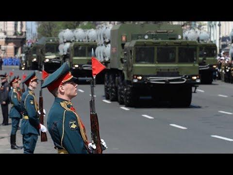 Владивосток. Парад Победы 2018. Прямая трансляция