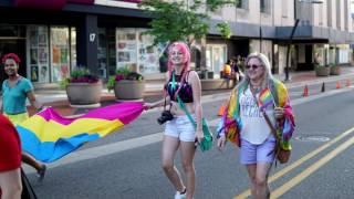 Pride Parade, Battle Creek, 2017