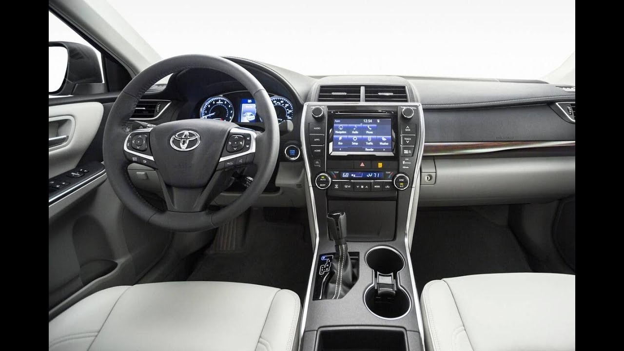 All New Camry White Bumper Depan Grand Veloz Toyota 2015 Interior Youtube