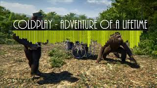 Скачать 3D Audio Coldplay Adventure Of A Lifetime Wear Headphones