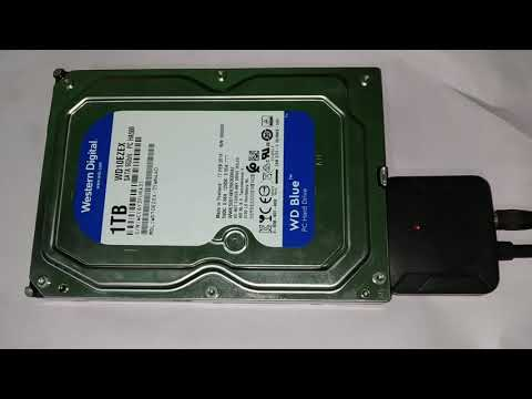 Western Digital Blue 1TB & Sata to USB 3.0 Review Shopping from Amazon cheapest deal