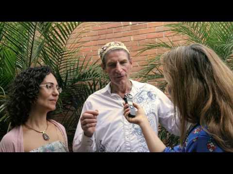 Dr Gabriel Cousens interview in Brazil