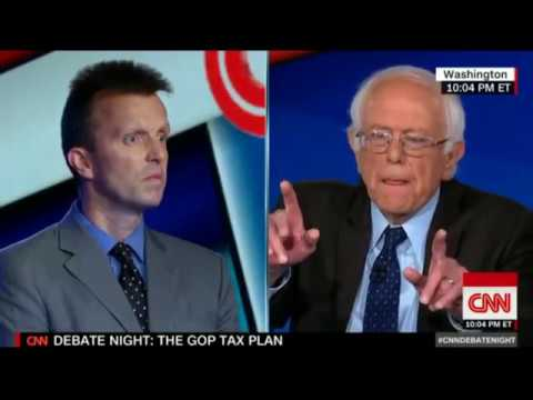 Bernie Brilliantly Explains What The US Can Learn From Denmark