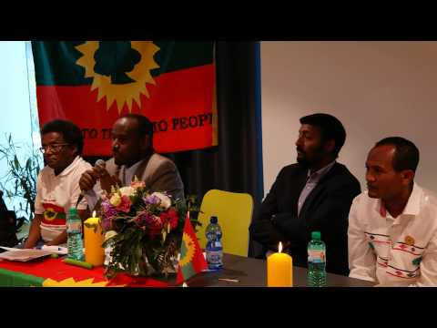 Kabaja Yaadannoo Guyyaa Gootota Oromoo 2015: Konya ABO fi Hawaasa Oromoo Switzerland