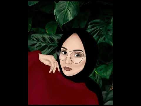 Gambar Kartun Hijab Lucu 2019