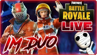 Fortnite 🔴 to pick up epic victories and unlock skins! - PS4 Livestream