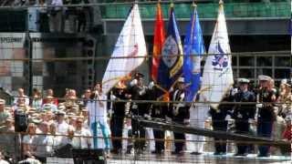 martina mcbride sings national anthem at 2012 indy 500 a10 flyover