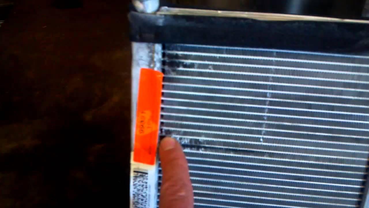 2003 Dodge Ram 1500 Truck Heater Core Replacement Part 2 Youtube Blend Door