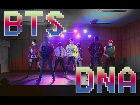 [Cypher] BTS (방탄소년단) - DNA Dance Cover