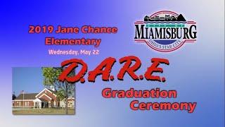 2019 Jane Chance D.A.R.E. Graduation Ceremony