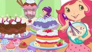 Strawberry Shortcake Bake Shop Part 1 - best app demos for kids - Ellie