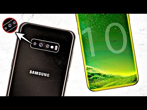 Samsung Galaxy S10 - Dream Camera is HAPPENING!!!