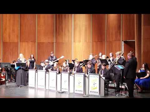 Oh What a Night - Notre Dame Prep Jazz Band @ Detroit Country Day 5/21/2018