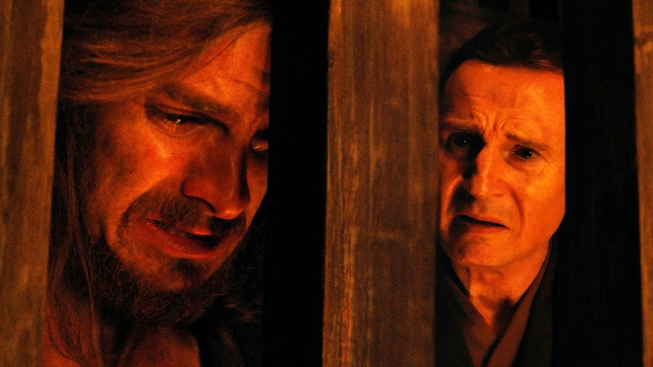 Silence Exclusive Clip Pray With Your Eyes Open Andrew Garfield Liam Neeson Youtube