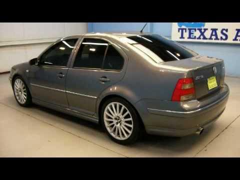 Preowned 2004 Volkswagen Jetta GLI Dallas TX - YouTube