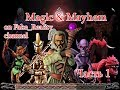 Magic Mayhem 1998 Прохождение Walkthrough On Wizard Часть 1 mp3
