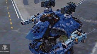 GRIFFIN STORM GAMEPLAY | 1.5 Million Damage | War Robots