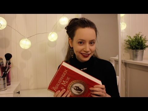 ASMR Whisper Reading Fairy Tale (Norwegian)