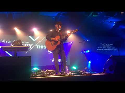 """Phil Keaggy """"What a Day"""" at National Worship Leader Conference 2018"""