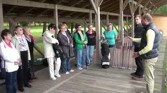 LITOMĚŘICE: Maminky a senioři na golfu