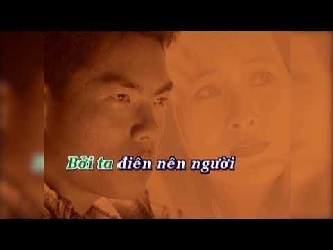 Karaoke | Điên (Nguyễn Hưng)