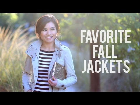 Favorite Fall Jackets   Fall Fashion Style Outfits   Miss Louie