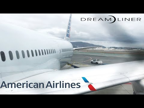 TRIP REPORT: American Airlines | Boeing 787-9 Dreamliner | San Francisco - Dallas/Ft. Worth | Main