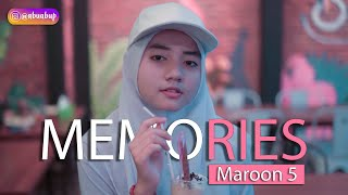 MAROON 5 - MEMORIES (COVER & LYRICS CHERYLL)