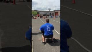 300 keg carry Connecticuts Strongest Man