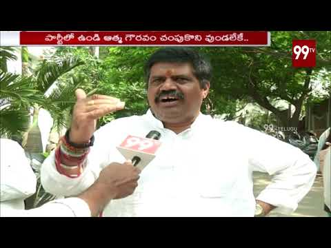 Ysrcp Avanthi Srinivasa Rao Face to  Face Over TDP Govt  99 TV Telugu