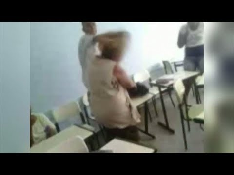 Saiba Por Que O Brasil é O País Que Lidera Os Casos De Violência Contra Professores