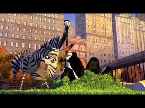 Madagascar - Official® Trailer [HD]