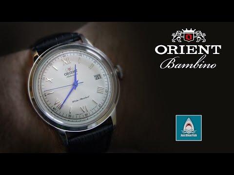 Orient Bambino 2nd Generation - Hall of Fame Dress Watch