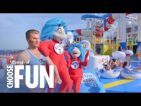 Carnival Horizon: The Musical | Carnival Cruise Line