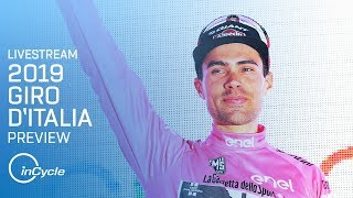 Giro d'Italia 2019 | PREVIEW LIVESTREAM | inCycle